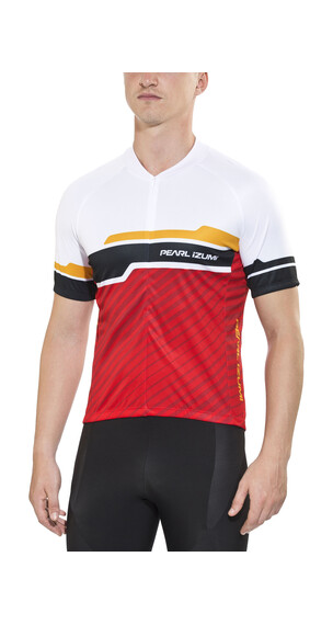 PEARL iZUMi LTD - Maillot manches courtes Homme - rouge